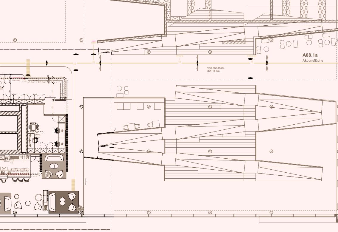 Orientierungsplanung für inklusives Gebäude